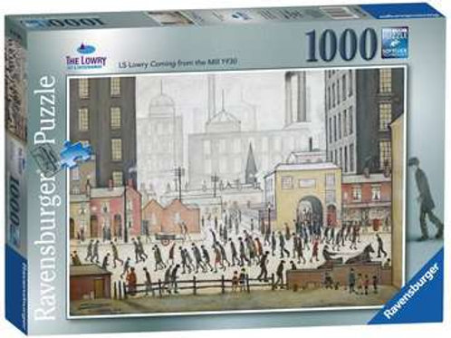 Lowry Coming From the Mill, 1000pc
