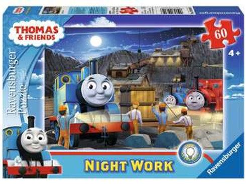 Thomas Night Work, Glow in the Dark, 60pc