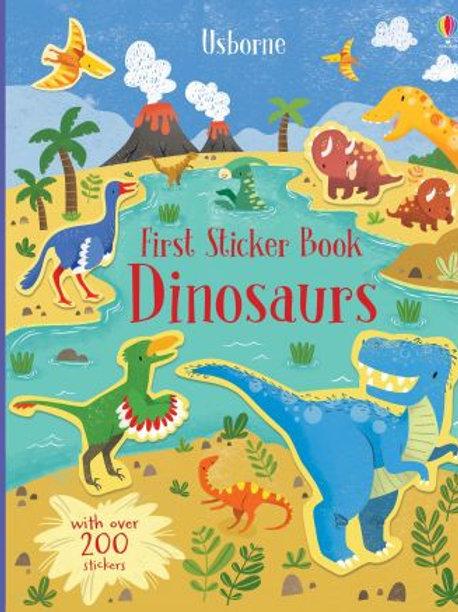 First Sticker Book - Dinosaur