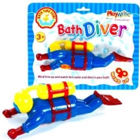 Clockwork Diver