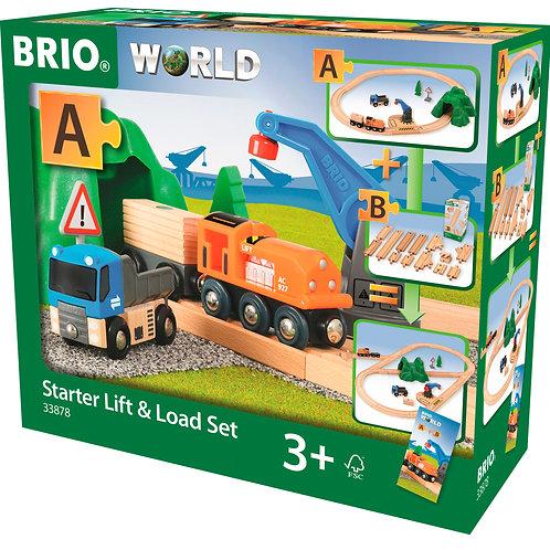 Starter Lift & Load Set A