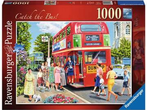 Catch the Bus, 1000pc