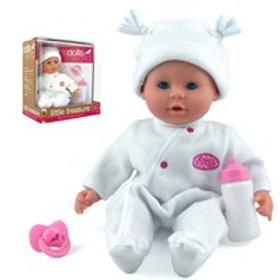 Little Treasure Doll - White Romper
