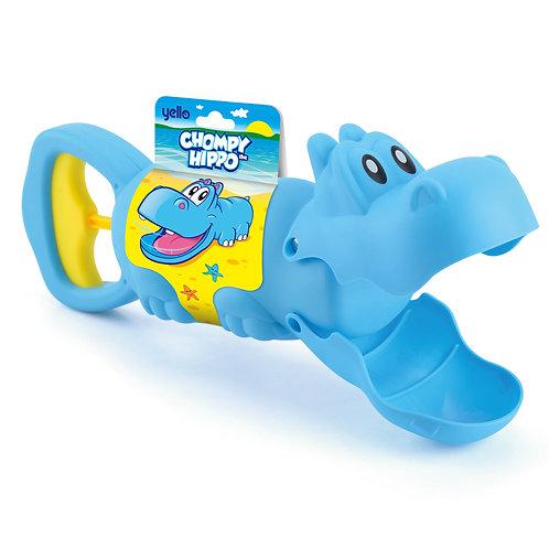 """Chompy"" the Hippo"