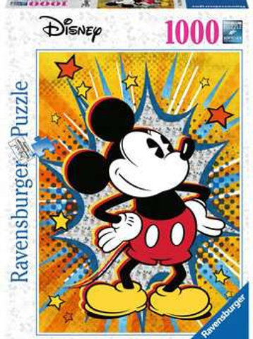 Retro Mickey Mouse, 1000pc