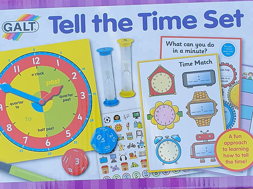 Tell the Time Set
