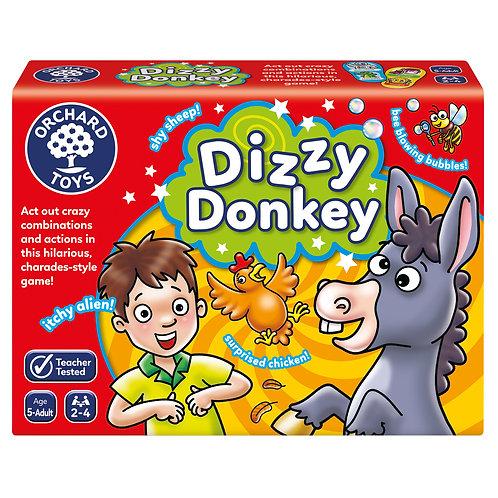 Dizzy Donkey