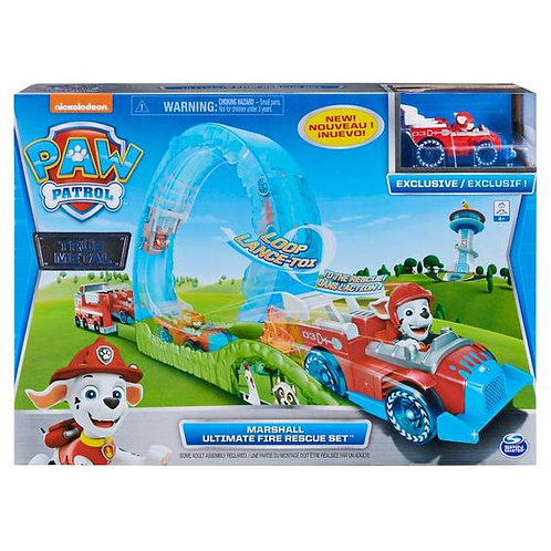 Marshall Ultimate Fire Rescue Set