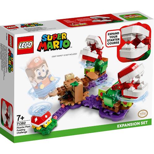 71382 Super Mario - Piranha Plant Puzzling Challenge