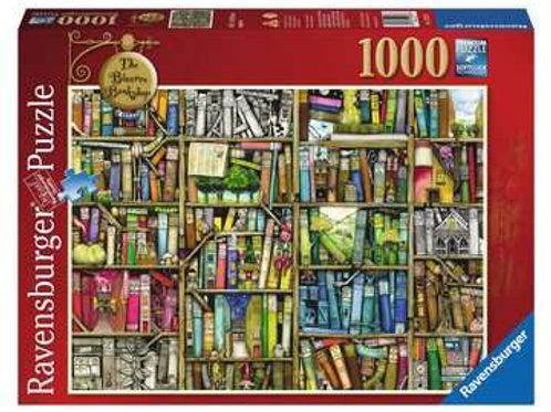 The Bizarre Bookshop, 1000pc