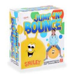 Jump n Bounce Smiley Hopper - 50cm