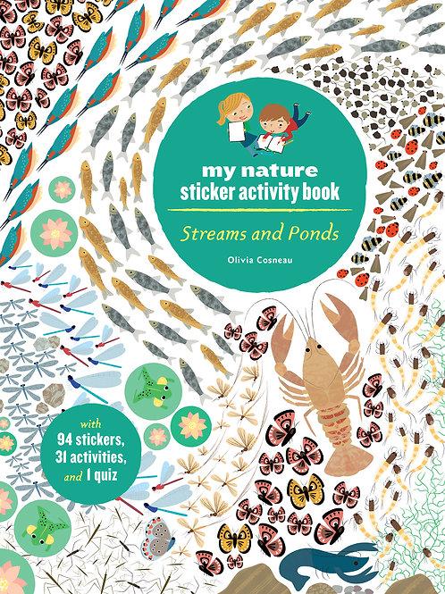 Streams & Ponds Activity Book