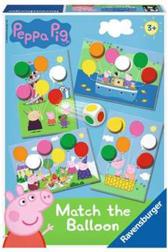 Peppa Pig Balloon Game