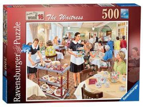 The Waitress, 500pc