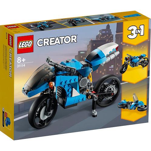 31114 Creator - Superbike
