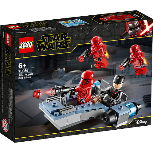 75266 Star Wars - Sith Troopers Battle Pack