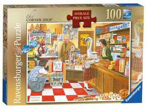 The Corner Shop, 100pc