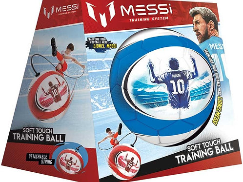 Messi Training 2 in 1 Soft Touch Training Ball