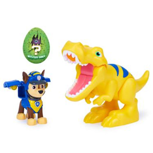 PAW Patrol, Dino Rescue Pup and Dinosaur Action Figure Set 3