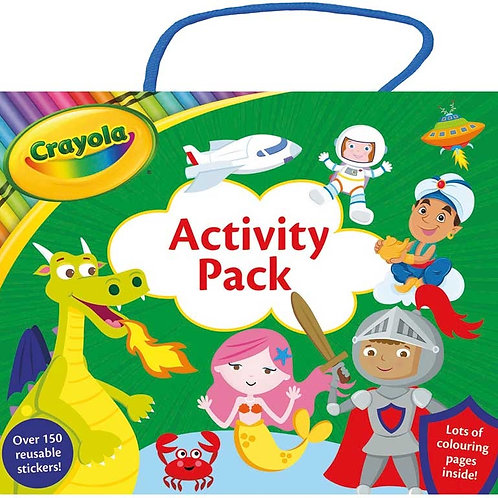 Crayola Shimmer Activity Pack