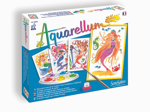 Mermaids - Aquarellum Junior