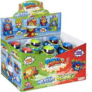 SuperZings Kazoom Machine - Series 5