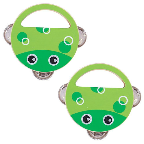 Frog Hand Shakers - sold singularly