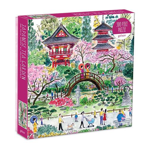 Japanese Tea Garden by Michael Storrings, 300pc
