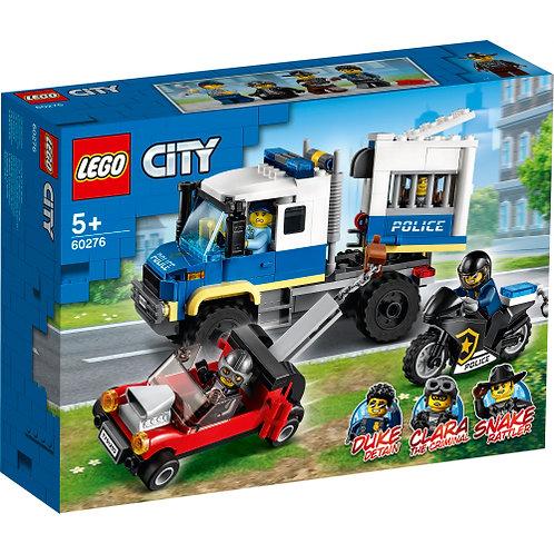 60276 City  - Police Prisoner Transport