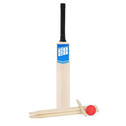 Wooden Cricket Set - Size 3
