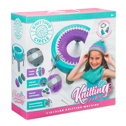 Knitting Studio - Circular Knitting Machine