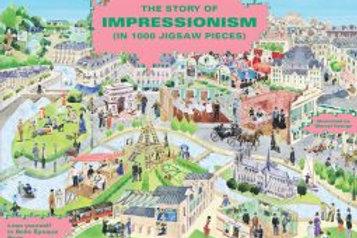 Story of Impressionism,  1000pc