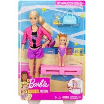 Barbie Gymnastic Coach