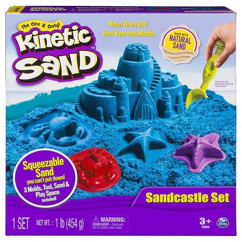 Sandcastle Set Set - Kinetic Sand