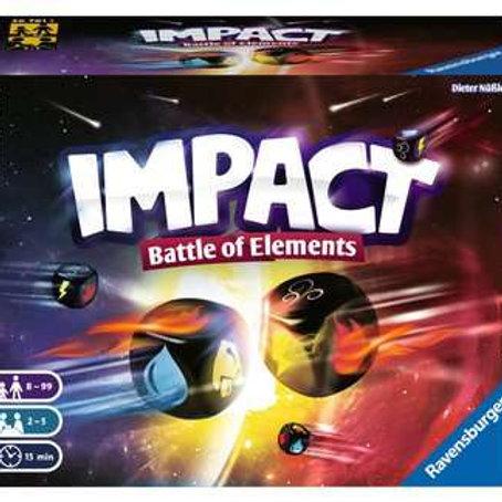 Impact Dice Game