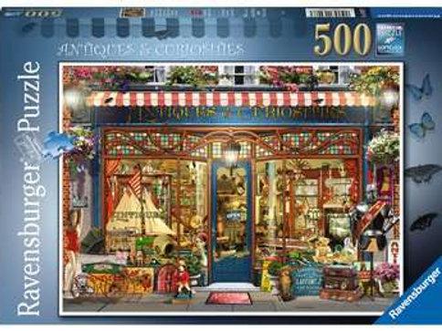 Antiques & Curiosities, 500pc