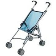 Blue Folding Umbrella Stroller