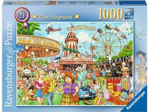 The Fairground, 1000pc