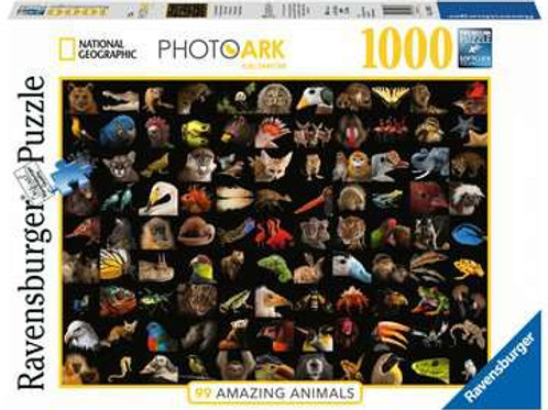 Amazing Animals, 1000pc