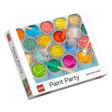LEGO® Paint Party Puzzle, 1000pc