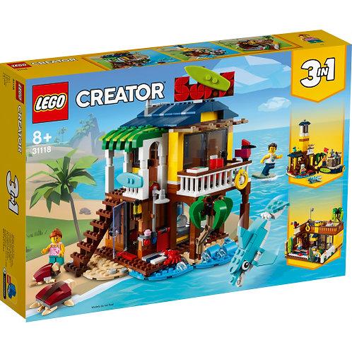 31118 Creator - Surfer Beach House