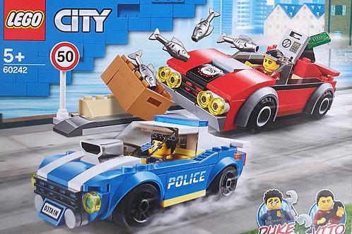 Police Highway Arrest