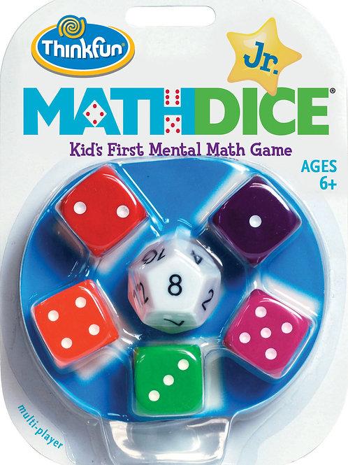 Maths Dice - Junior