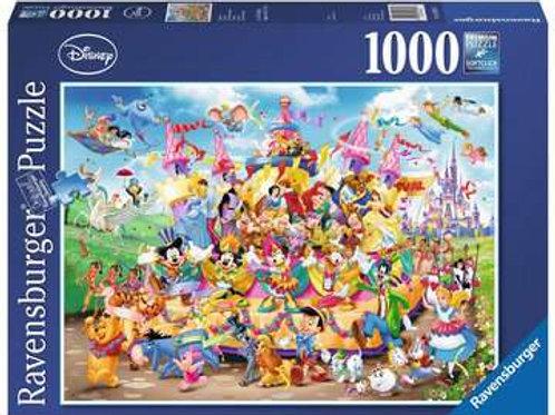 Disney Carnival Multicha, 1000pc
