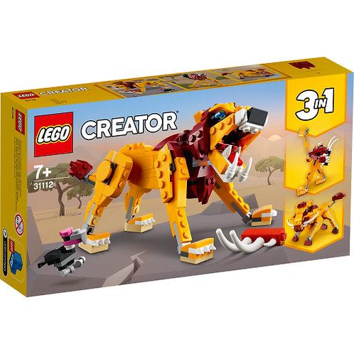 31112 Creator - Wild Lion