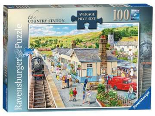 The Country Station, 100pc