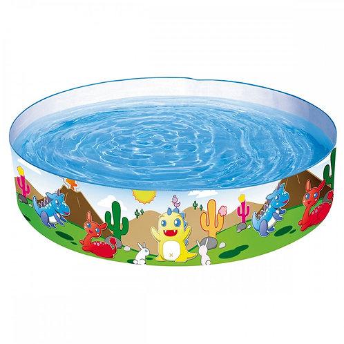 72 x 15inch Fill n Fun Dinosaur Paddling Pool