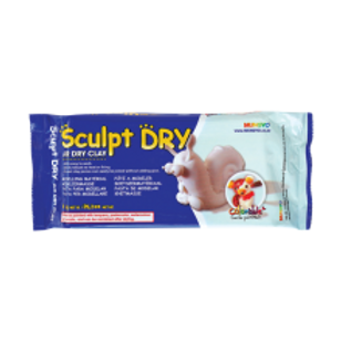 Air-drying Clay White, 1kg