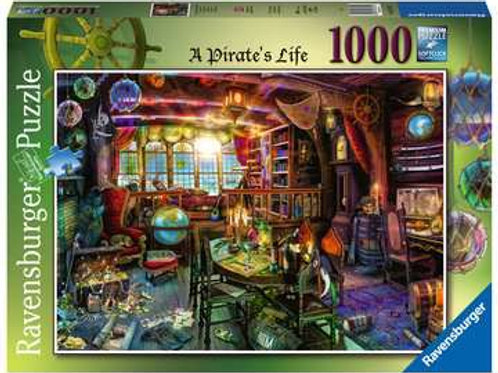 A Pirate's Life! 1000pc