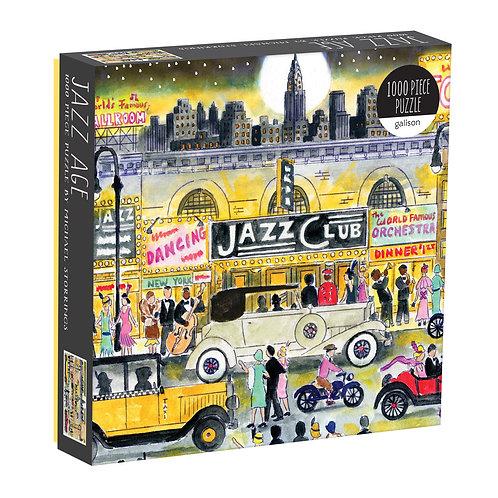 Jazz Age by Michael Storrings, 1000pc